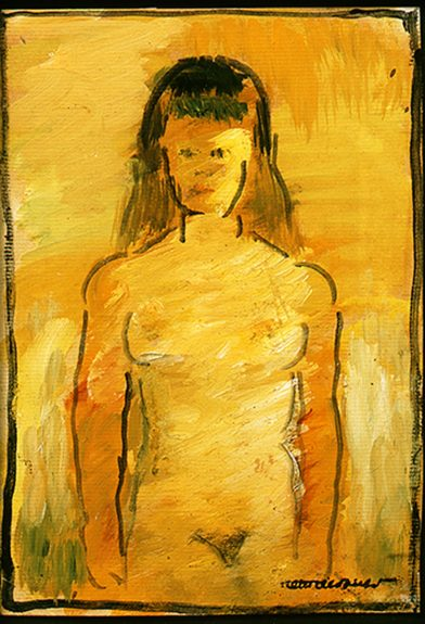 Otis Oldfield - Young Nude