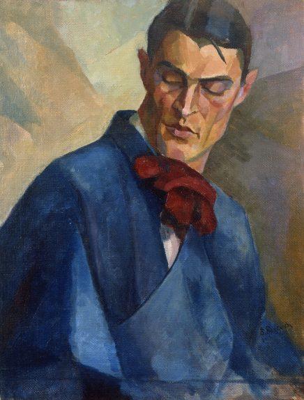 Zygmund Sazevich - Portrait of Victor Arnautoff