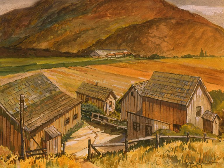 Paul Anton Schmitt - Farmland