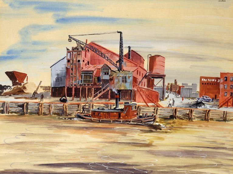Frede Vidar - Factory 3