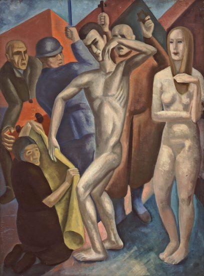 Bernard Baruch Zakheim – Unitled (Eternal Fears)