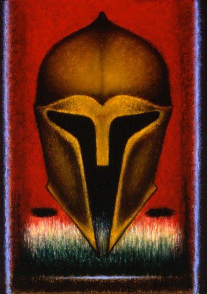 Edward Biberman - The Helmet / Unknown Soldier