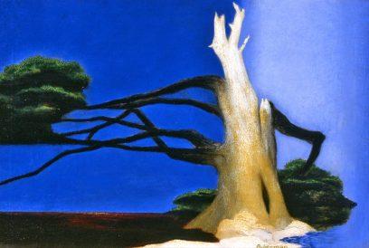 Edward Biberman – Lone Cypress