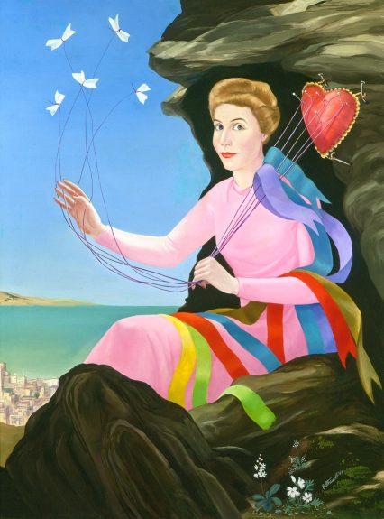 Dorr Bothwell - Portrait of Dorothy Liebes