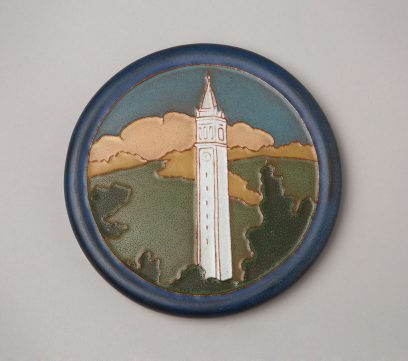 California Faience – UC Berkeley Campanile