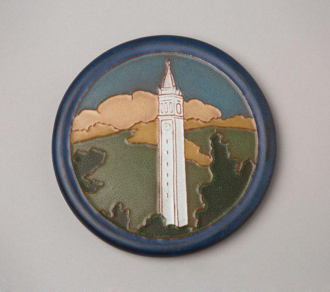 California Faience - UC Berkeley Campanile