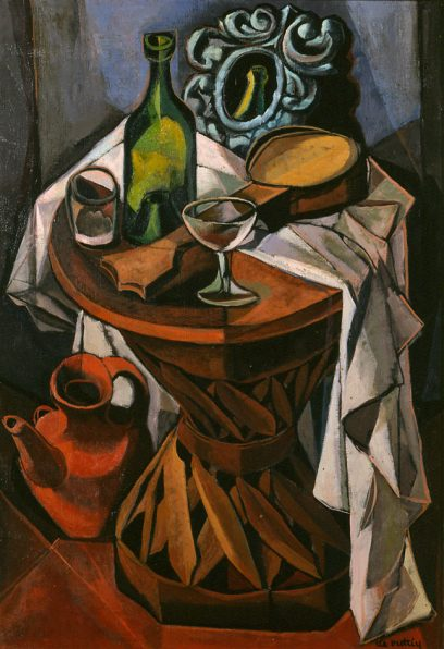 Francis de Erdely – The Mexican Table