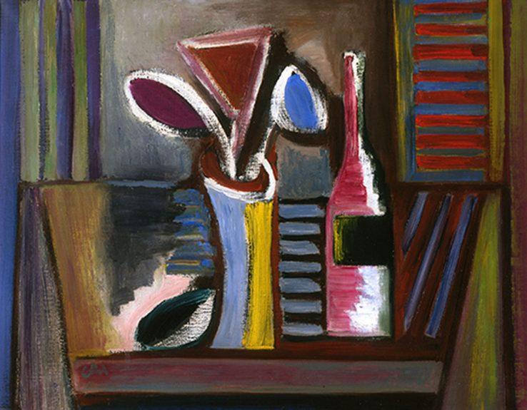 George Harris - Still Life