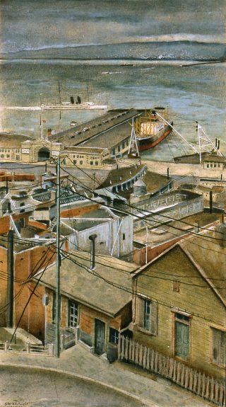 Otis Oldfield - Pier 29
