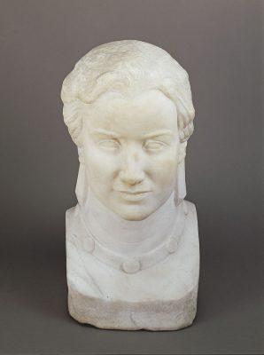 Ralph Stackpole - Portrait of a Grande Dame