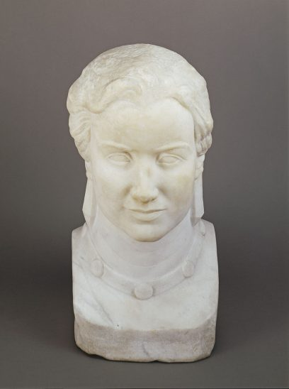 Ralph Stackpole – Portrait of a Grande Dame