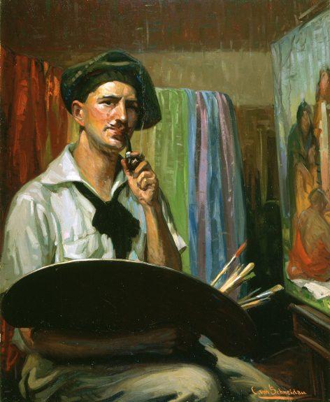 Christian Von Schneidau - Studio, Dusk