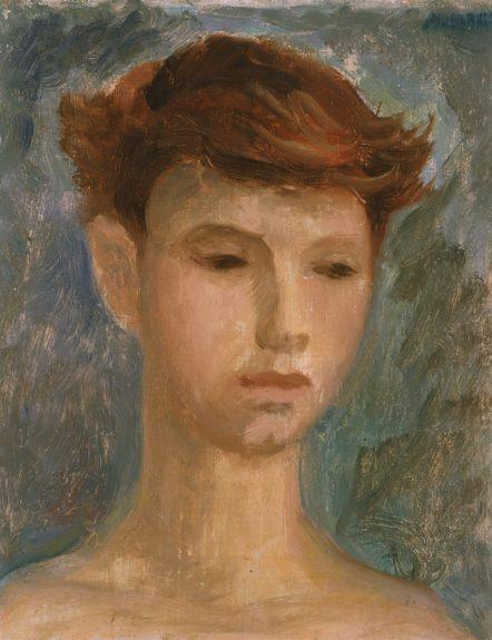 Mabel Alvarez - Red Haired Boy