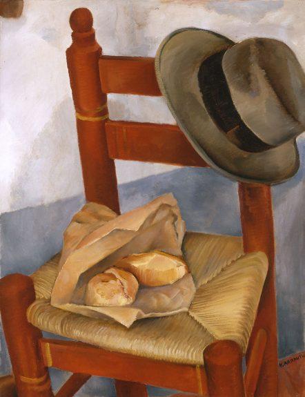 Victor Arnautoff - The Felt Hat