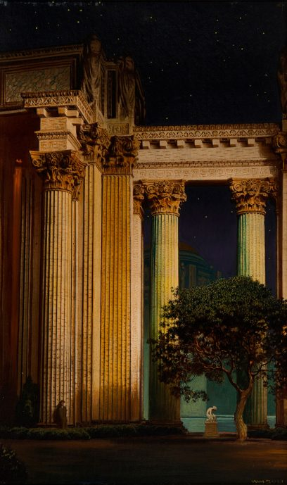 William Howell Bull – The Palace of Fine Arts, San Francisco