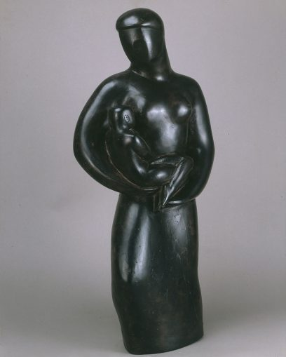 Brents Carlton – Untitled (Mother and Child)