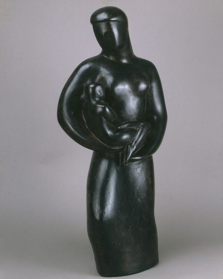 Brents Carlton - Untitled (Mother and Child)