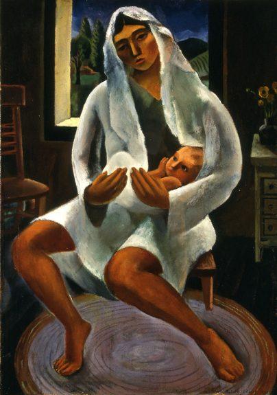 Robert Gilbert - Mother and Child