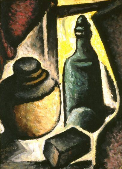 Nils Gren – Green Jar