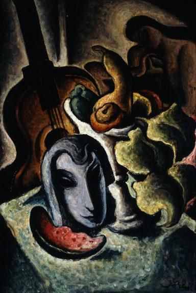 Nils Gren - The Blue Mask
