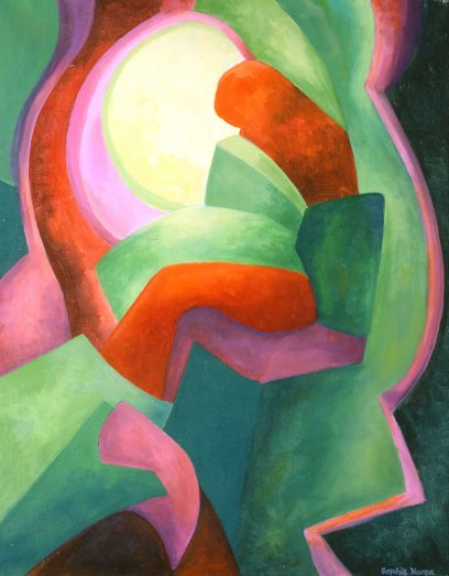 Sophie Harpe – Abstract Figure