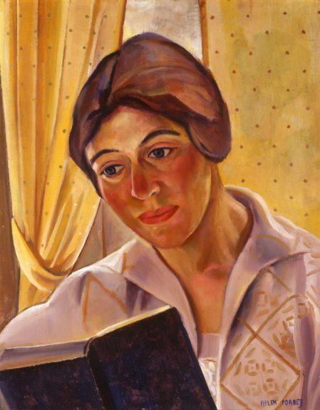 Helen Forbes - Portrait