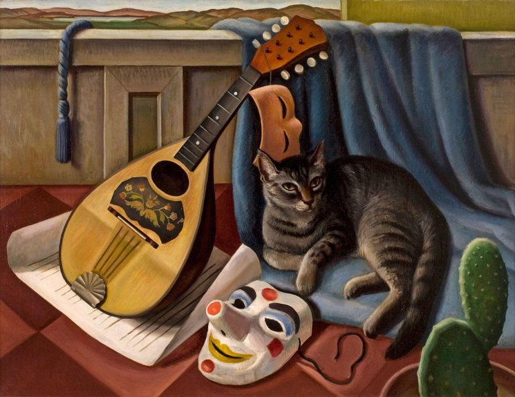 Edna Reindel - Dozy and Mandolin