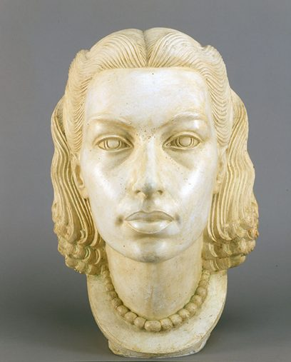 Jacques Schnier – Female Bust