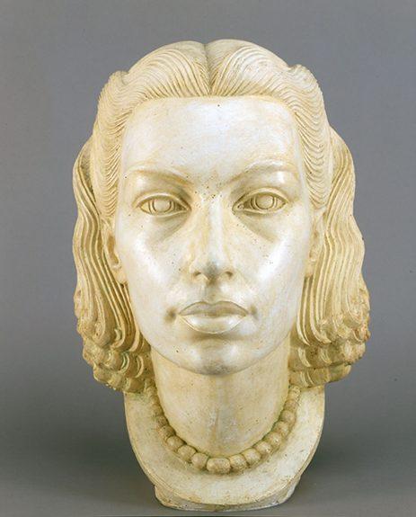 Jacques Schnier - Female Bust