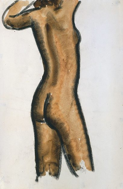 Jacques Schnier – Nude