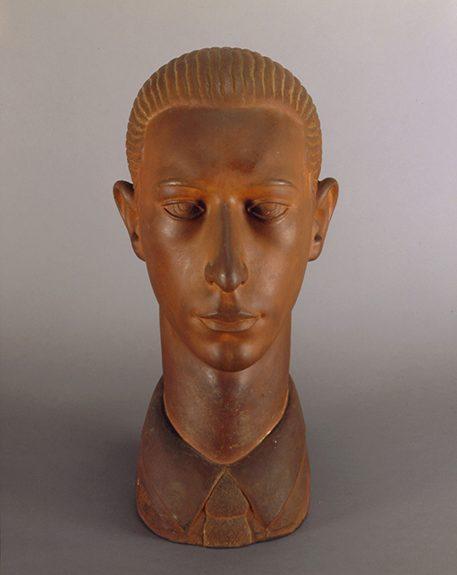 Jacques Schnier - Portrait of Edward Hagedorn