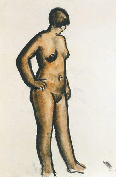 Jacques Schnier – Studio Nude