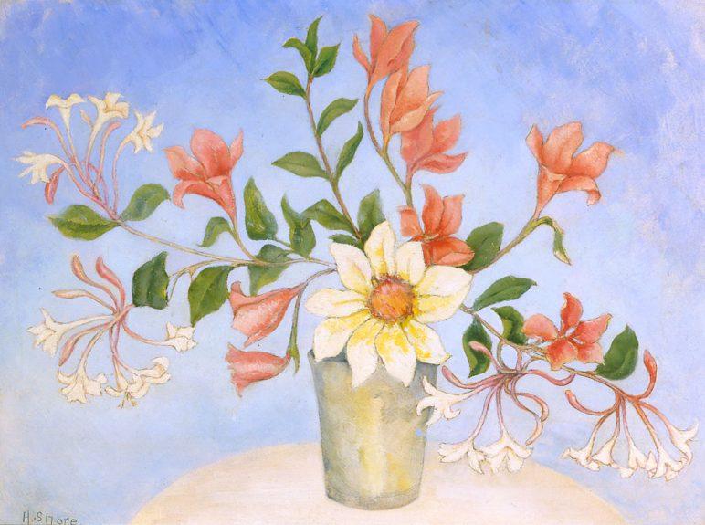 Henrietta Shore - Floral Still Life