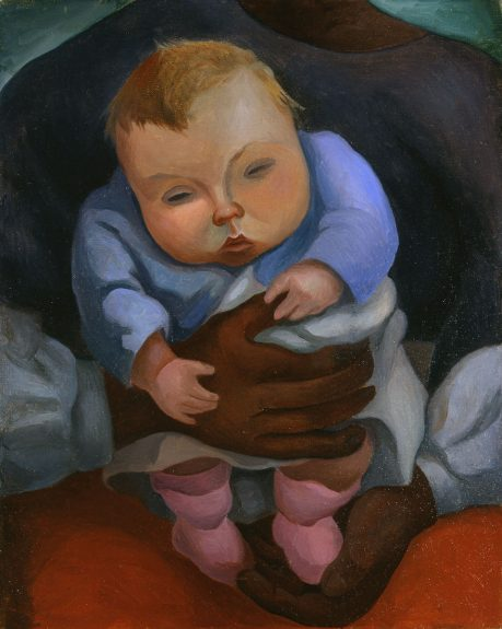 Lucretia Van Horn - A Child