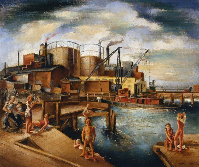 Frede Vidar - East River