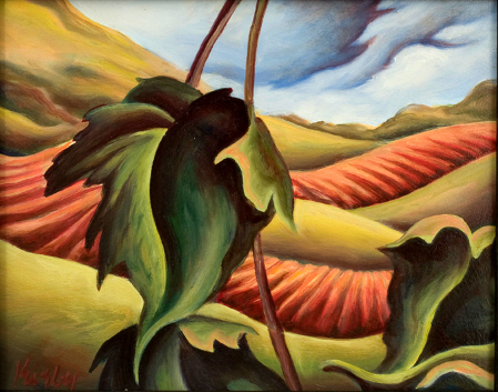 Jeffrey Kirby - Planting New Vines
