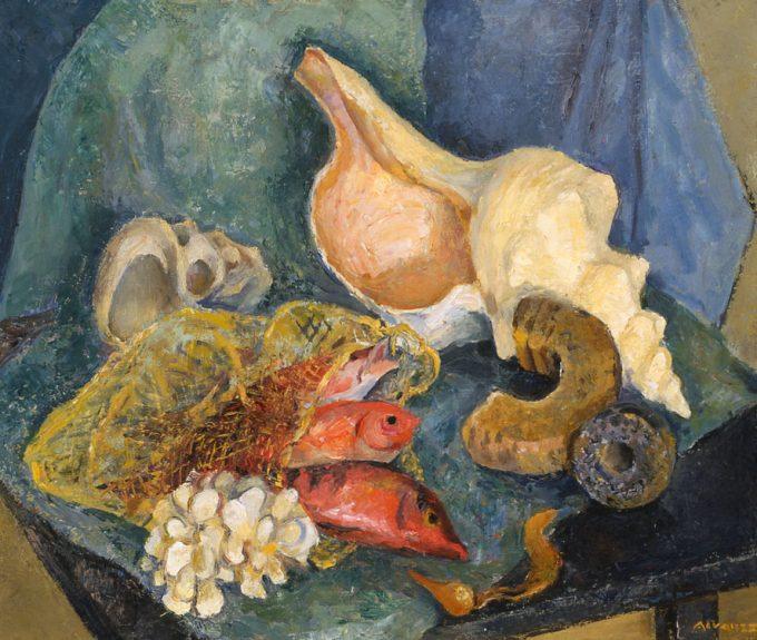 Mabel Alvarez - Sea Treasures