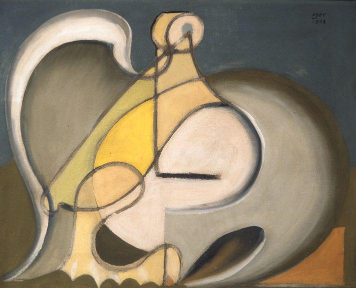 Richard Ayer - Abstraction