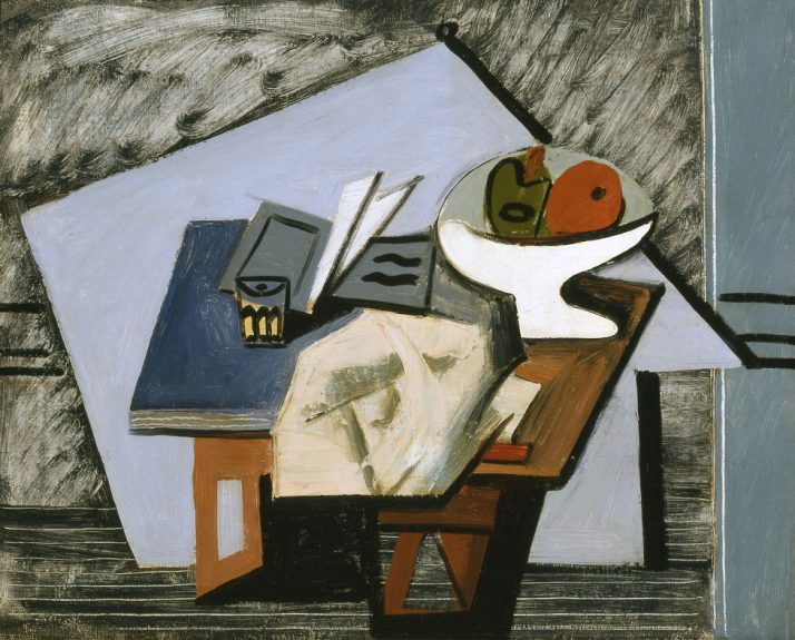 Hans Burkhardt - Still Life