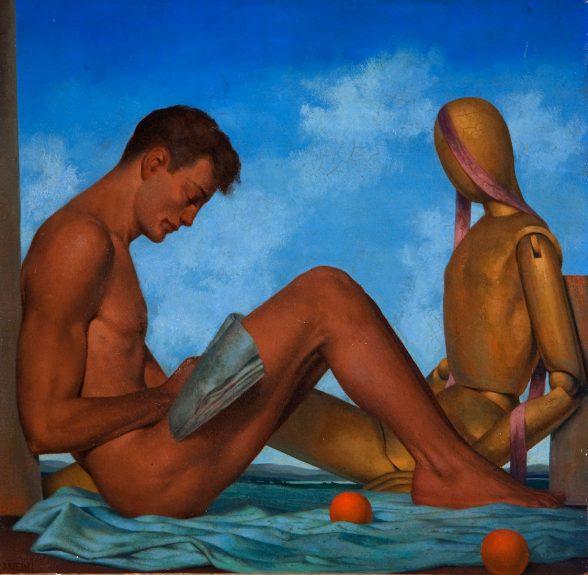 Alexander Cañedo - Artist's Models