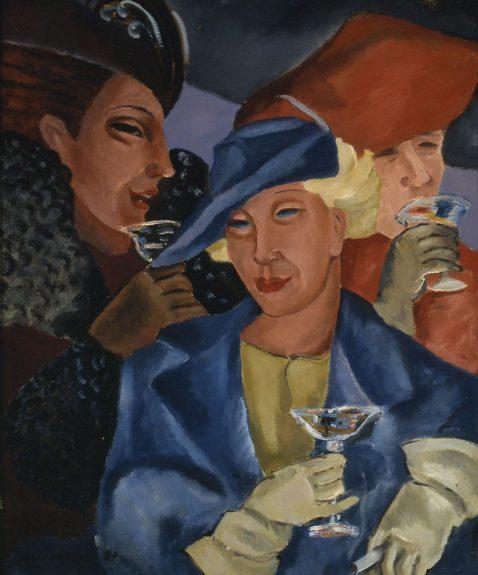 Ralph Chessé - Tea at Four