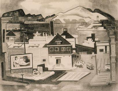 Erle Loran – San Francisco