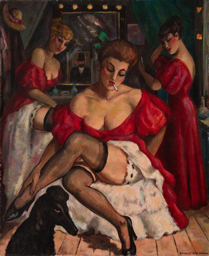 Buckley MacGurrin – Sold Artworks