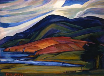Paul Mays – Big Sur