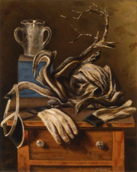 Henry Lee McFee - Still Life With Gloves