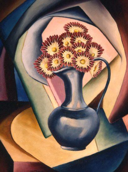 John Mottram – Chrysanthemums
