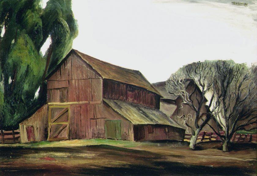 Warren Newcombe - Rancho de la Guerra