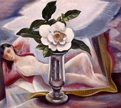 Edna Reindel – Magnolia Dream