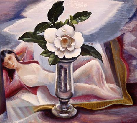 Edna Reindel - Magnolia Dream