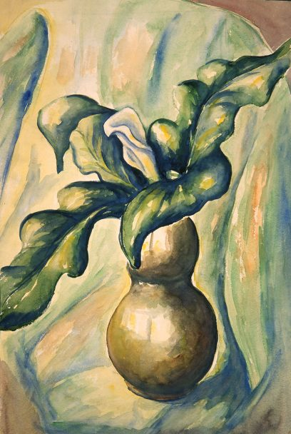 Elmer Stanhope – Calla Lily